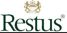 Logo of the restus bed company